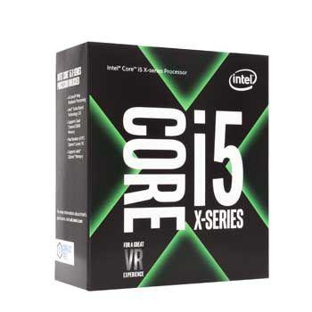 Intel Kaby lake-X i5 7740X(4.3GHz) Chỉ hỗ trợ Windows 10