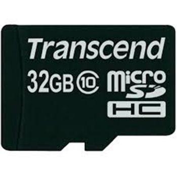 MICRO-SD 32GB TRANSCEND CLASS 10