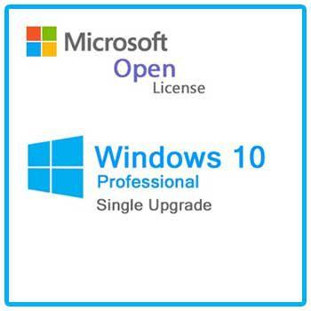 Win 10 Pro SNGL Upgrd OLP NL FQC-09525