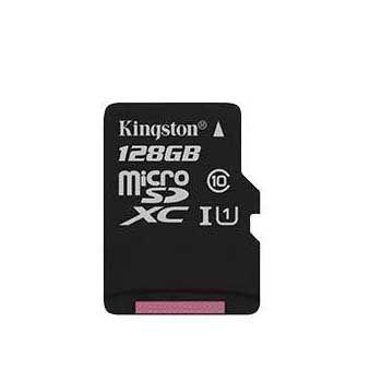 MICRO-SD 128GB KINGSTON CLASS 10