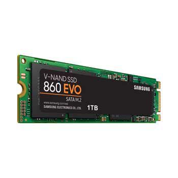 1TB Samsung M2 - 860EVO(MZ-N6E1T0BW)