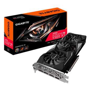 4GB GIGABYTE R55XTGAMING OC-4GD