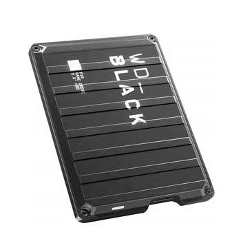 12TB WESTERN Black P10 Game Drive For Xbox WDBA5E0120HBK-SESN