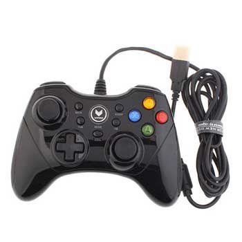 Tay cầm chơi game có dây Rapoo V600