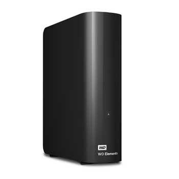 4TB WESTERN Elements(USB 3.0)
