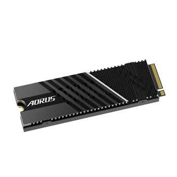 1TB Gigabyte AORUS M.2-2280 PCIe NVMe Gen 4x4 (GP-AG70S1TB)