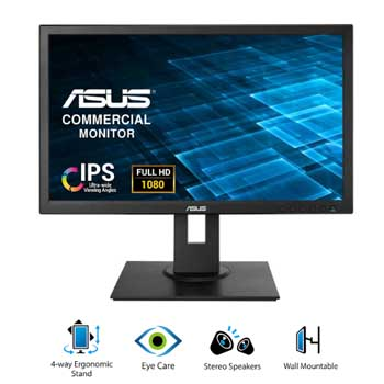 """LCD 21.5"""" ASUS BE229QLB (IPS)"""