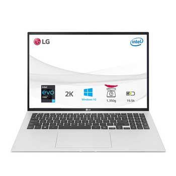 LG Gram 17Z90P-G.AH76A5 (Quartz Silver)