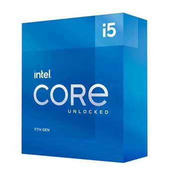 Intel Rocket Lake Core i5- 11600K (3.9GHz) Chỉ hỗ trợ Windows 10