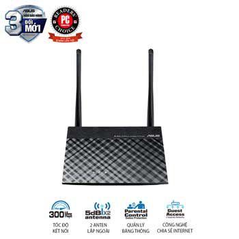 ASUS RT-N12+ 3-in-1 Router/AP/Range