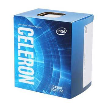 Intel Coffee lake Celeron G4900(3.1GHz) Chỉ hỗ trợ Windows 10