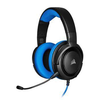 HEADPHONE Corsair HS35 Stereo Blue