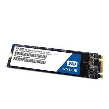 250GB WESTERN WDS250G2B0B M2 (Blue)