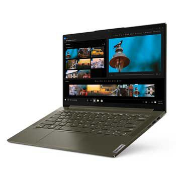 Lenovo Yoga Slim 7-14ITL05-82A3004FVN (Xanh Rêu)