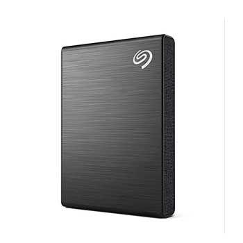 1TB SSD Seagate One Touch USB-C + Rescue STKG1000400 (Đen)