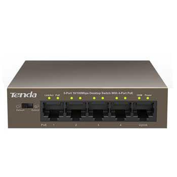 Switch Tenda TEF1105P