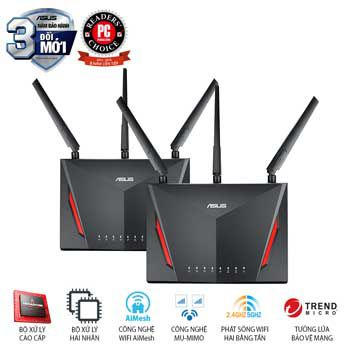 ASUS RT-AC86U (2 PACK)