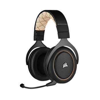 HEADPHONE Corsair HS70 PRO WIRELESS Cream
