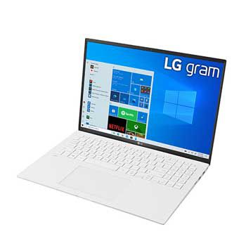 LG Gram 16ZD90P-G.AX54A5 (Snow White)
