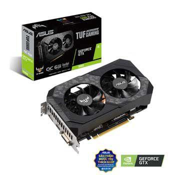 6GB Asus TUF-GTX1660-O6G-GAMING