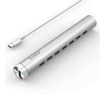 HUB USB 1–7 PORT ORICO ARH7-U3
