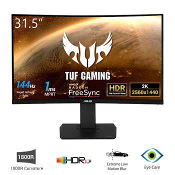 "LCD 32"" ASUS VG32VQ (HDR support) (Dòng Game-Có HDR)"