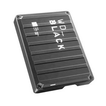 5TB WESTERN Black P10 Game Drive For Xbox WDBA5G0050BBK-WESN