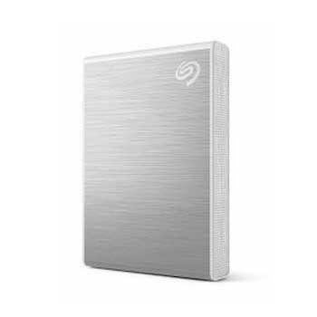 500Gb SSD Seagate One Touch USB-C + Rescue STKG500401 (Bạc)