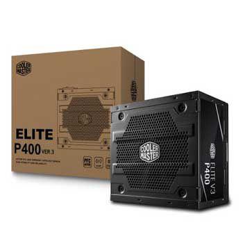 400W Cooler Master Elite V3 230V PC400 Box