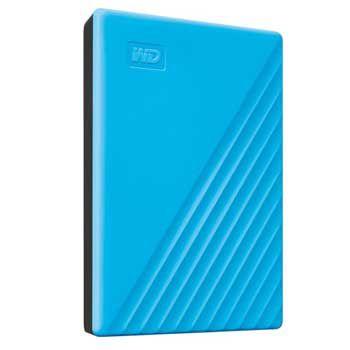 4TB WESTERN Passport WDBPKJ0040BBL-WESN
