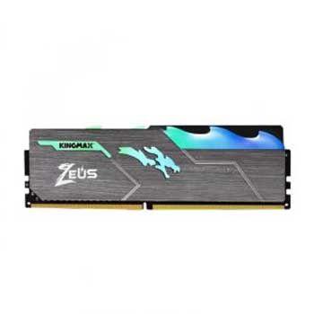 32GB DDRAM 4 3200 KINGMAX HEATSINK Zeus RGB (Tản nhiệt có đèn led)