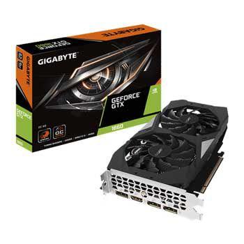 6GB GIGABYTE N1660OC-6GD